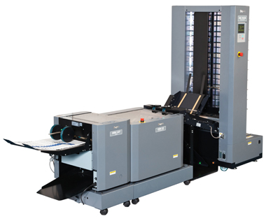 See the Duplo 120C Booklet System on display at Print World