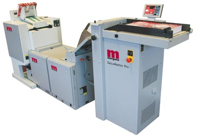 See the new Morgana Documaster Pro at the Sydney Stone booth