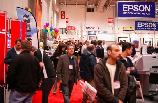 Epson at Print World Toronto