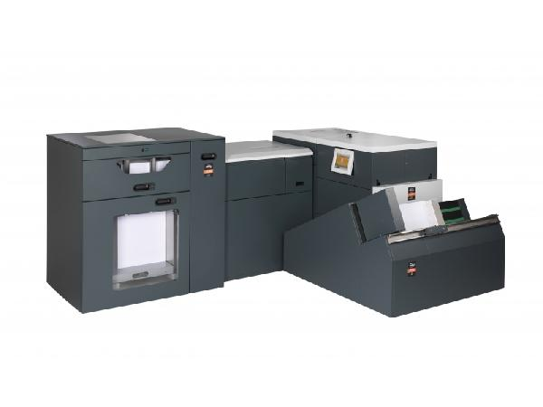 Canadian debut of PowerSquare 200 bookmaking system for digital print